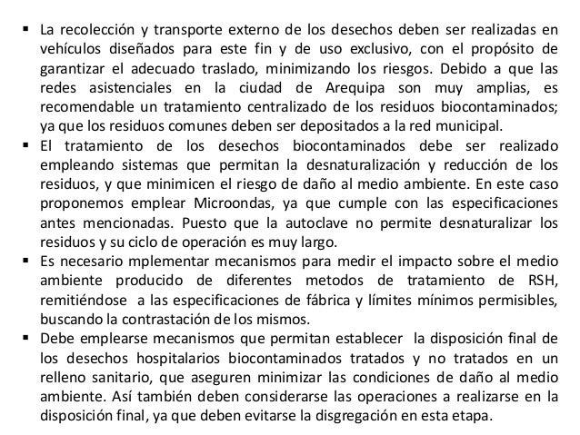 • Centro Panamericano de Ingeniería Sanitaria CEPIS / OPS, 1994 – Lima, Perú. Guía para el Manejo Interno de Residuos Sóli...