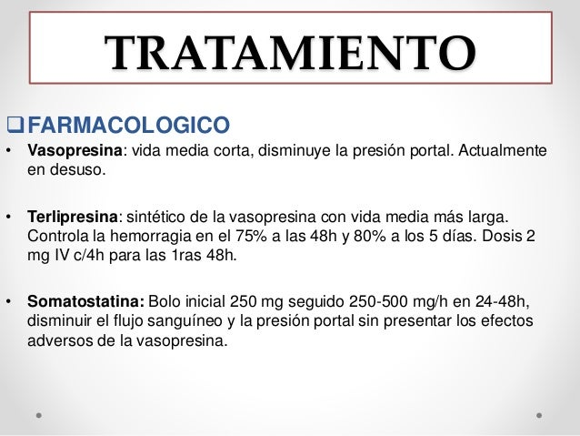 Tratamiento de varices esofagicas 2016 for Vaso resina