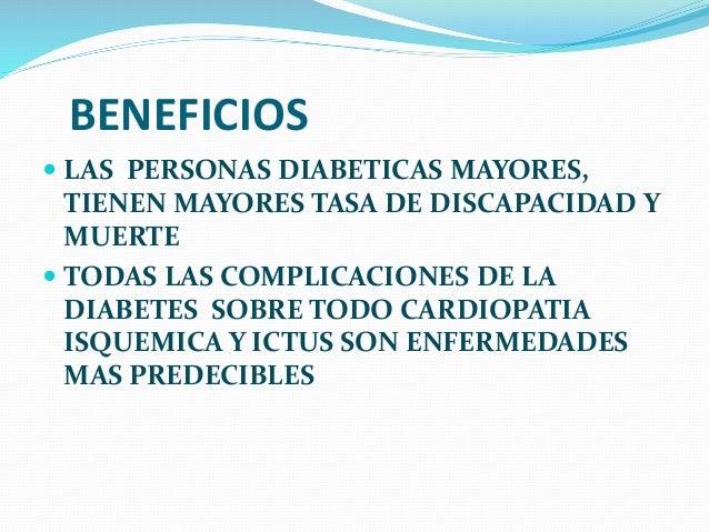 Tratamiento diabetes 2 en sujetos ancianos