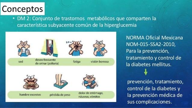 ppt de prevención de diabetes mellitus