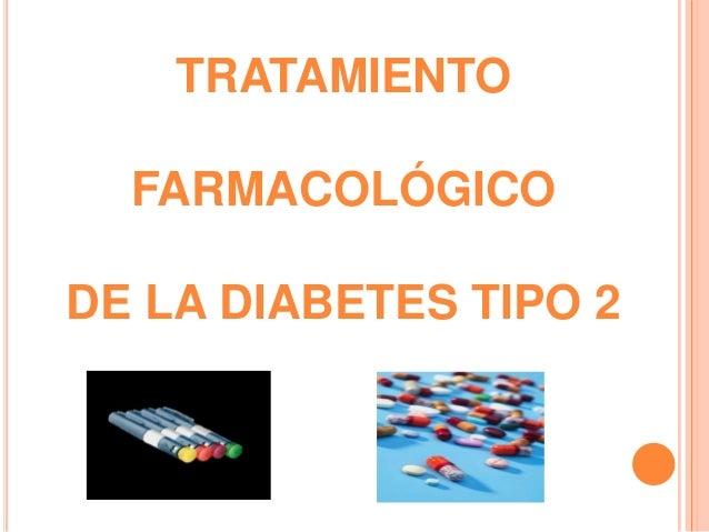 Tratamiento farmacológico de la diabetes tipo 2 educativo