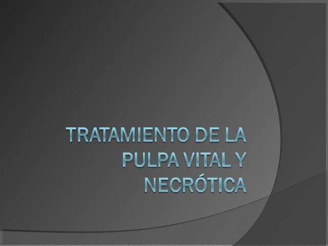 Pulpotomia de Cvek(Apexogénesis)   La Pulpotomía Parcial o Técnica Cvek    consiste en la amputación de la pulpa    expue...
