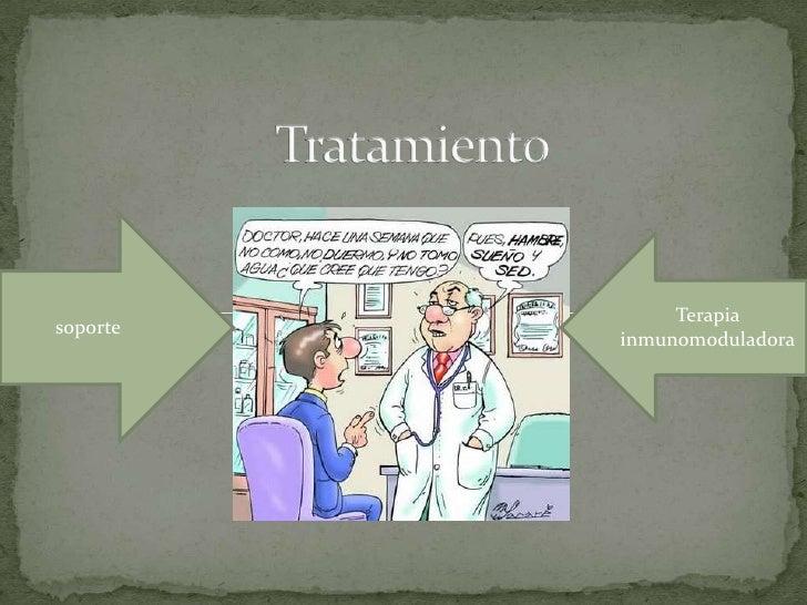 Terapiasoporte          inmunomoduladora