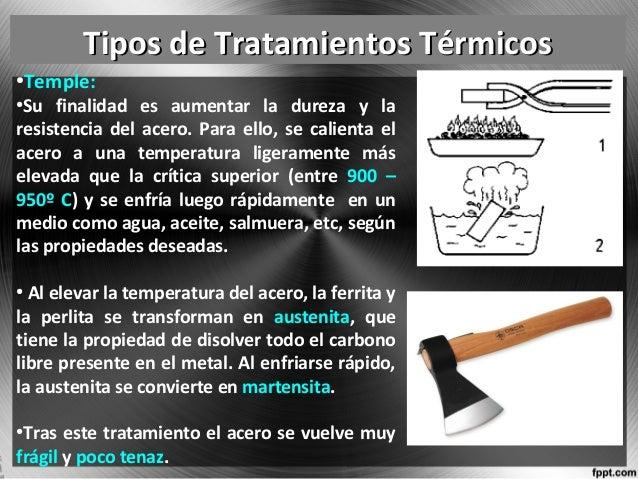 Tratamientos t rmicos del acero - Tipos de aislantes termicos ...