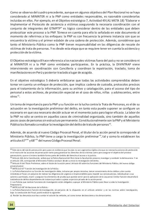 Asimismo el Decreto Legislativo N° 989 que modifica la Ley N° 27934, que regula la intervención de laPNPyelMinisterioPúbli...
