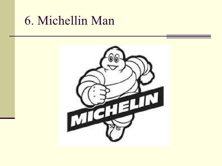 6. Michellin Man