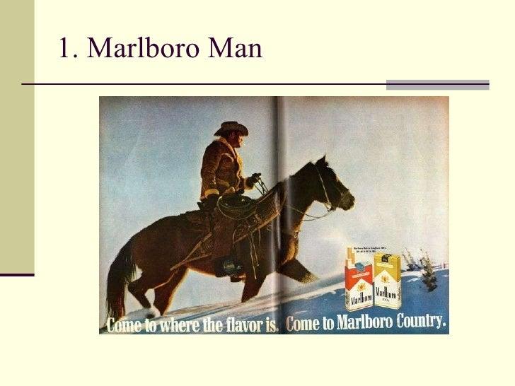 1. Marlboro Man