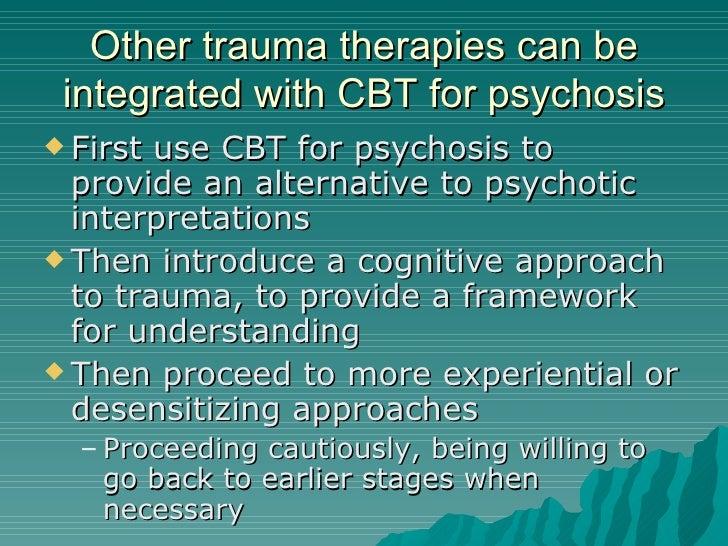 trauma psychosis relationship
