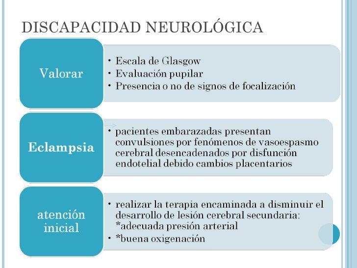 DISCAPACIDAD NEUROLÓGICA