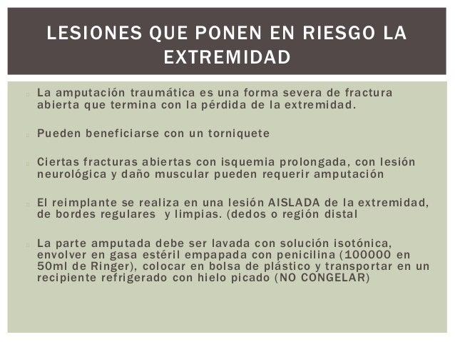 SINDROME COMPARTIMENTAL   Ciertas patologías son consideradas de alto riesgo:       Fracturas de tibia y antebrazo     ...