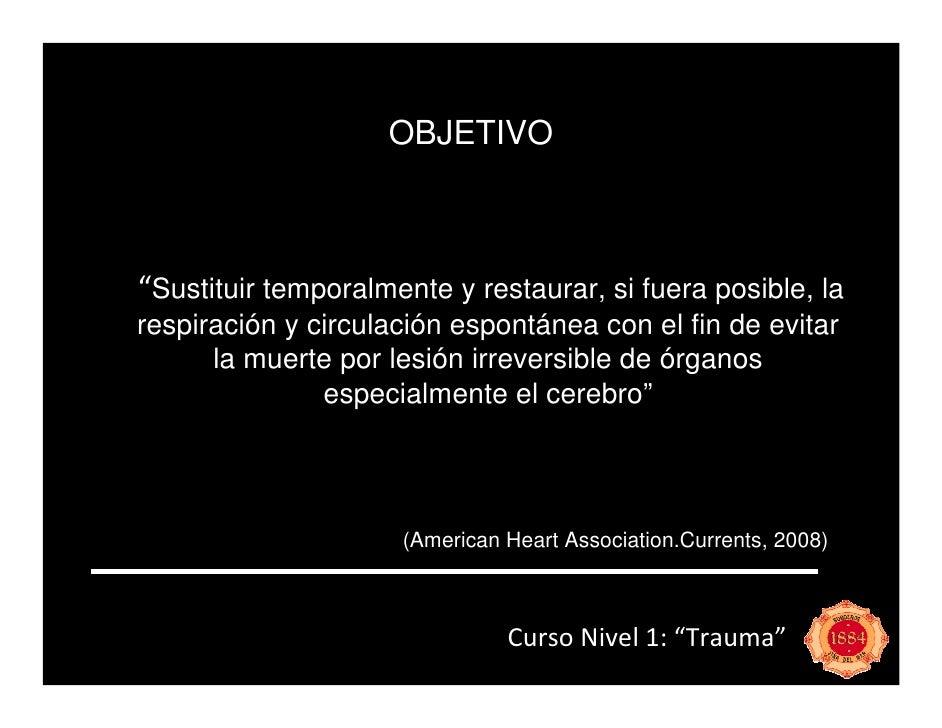 Trauma Nivel 1 (2010)