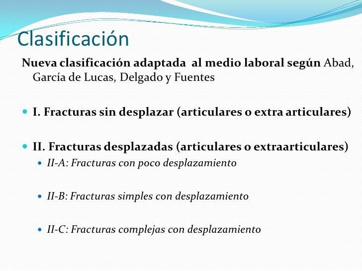 FRACTURA DE POUTEAU COLLES Slide 3