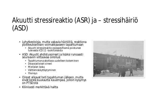 Akuutti Stressireaktio