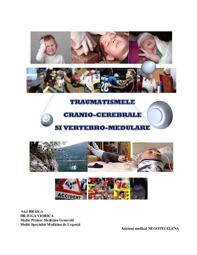 SAJ BRǍILA DR.IUGA VIORICA Medic Primar Medicina Generalǎ Medic Specialist Medicina de Urgențǎ Asistent medical NEGOTEI EL...