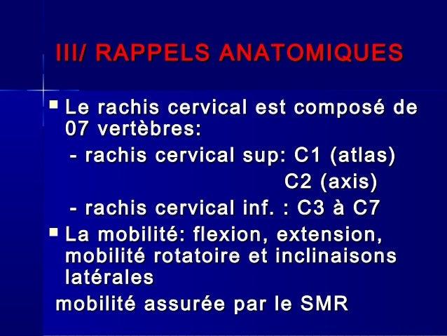 traumatisme du rachis cervical inferieur pdf free