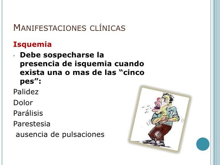 Manifestaciones clínicas <br /><ul><li>Hemorragia </li></ul>Los  signos del choque son:<br /><ul><li>Taquicardia