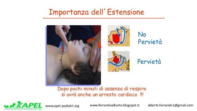 www.apel-pediatri.org www.ferrandoalberto.blogspot.it.alberto.ferrando1@gmail.com Importanza dell'Estensione Perv...