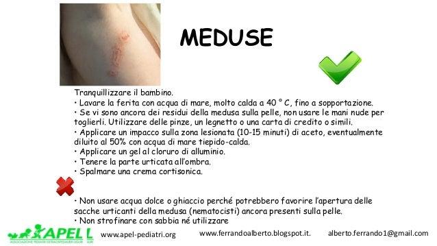 www.apel-pediatri.org www.ferrandoalberto.blogspot.it.alberto.ferrando1@gmail.com Tranquillizzare il bambino. • L...