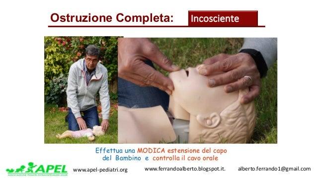www.apel-pediatri.org www.ferrandoalberto.blogspot.it.alberto.ferrando1@gmail.com CosaFare? Posizionasuun pi...