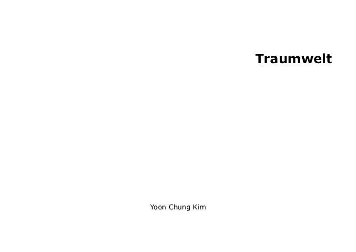 TraumweltYoon Chung Kim