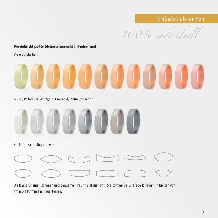 Weißgold farbe  Trauringe und Vorsteckringe der Trauringwelt 2012