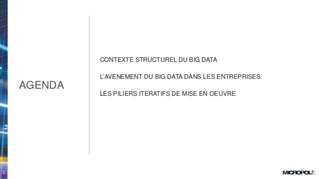 Présentation Big Data DFCG Slide 2