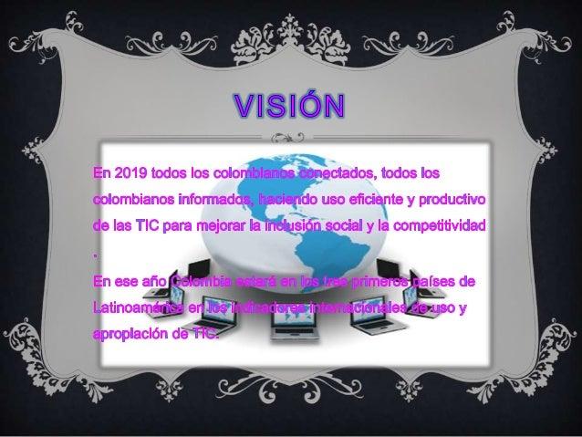 DIAPOSITIVAS DE LAS TIC Slide 2