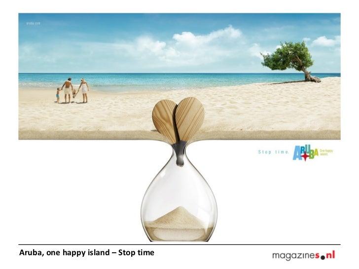 Aruba, one happy island – Stop time