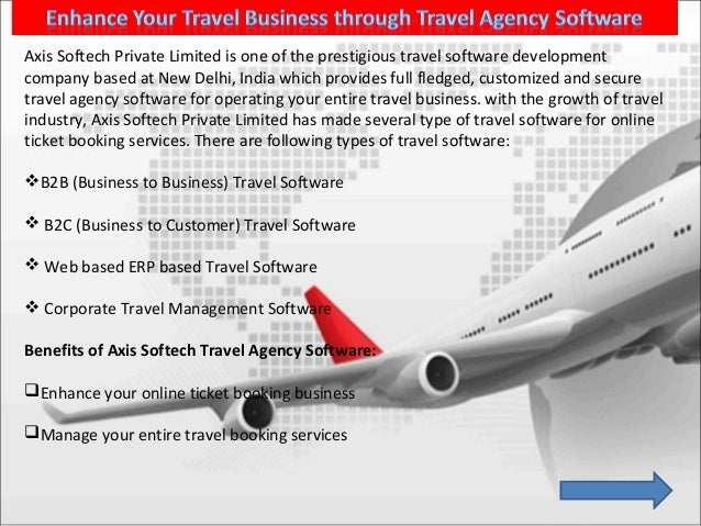 Travel-Agency-Software-for-Online-Ticket-Booking