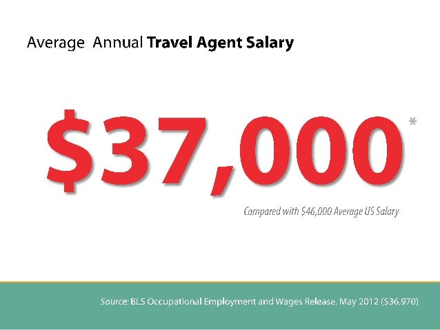 Travel Agent Salaries: Do they Reflect Reality?