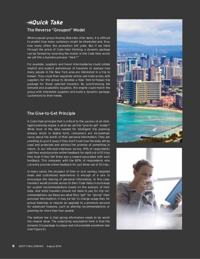 Travel Planning 2020 The Journey Toward Market Prosperity