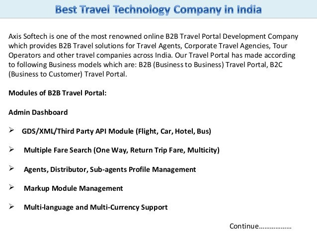 Online-B2B-Travel-Portal-for-Corporate-Travel-Agents