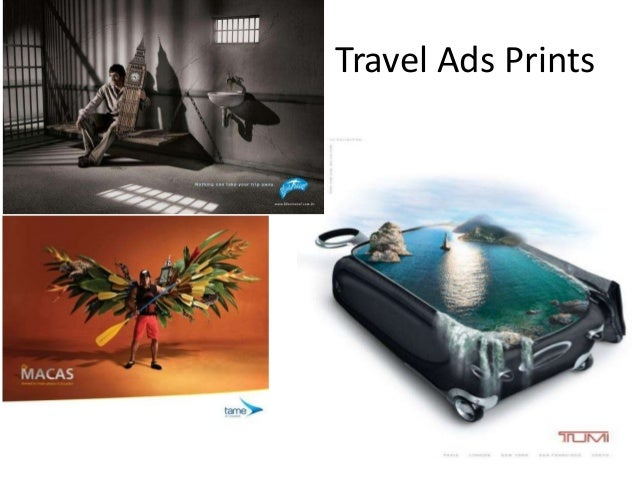 Travel Ads Prints