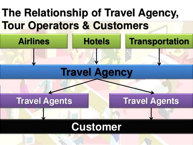 relationship between tour operators and hotels