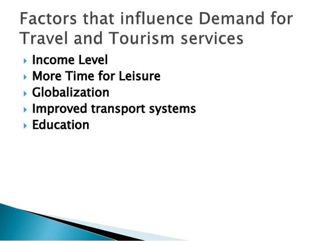 perspective of tourism marketing in the 4 different perspectives of tourism identified by mcintosh and goeldner  importance of evaluating tourism statistics for the purposes of tourism marketing and .