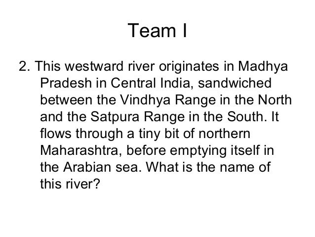 TEAM II2. Goa is the smallest state in India   interms of area. Second smallest   is-