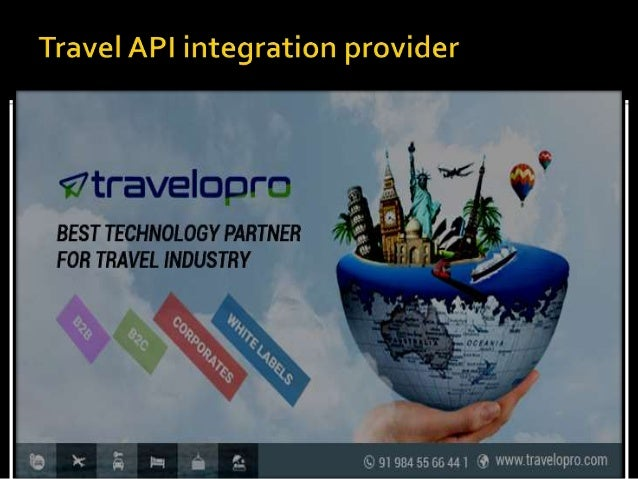The manifoldness and difficulties of travel suppliers' technical specs can send you swayed.Travelopro is here to bring thi...