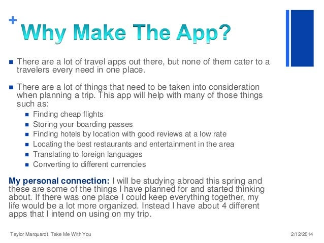 +   There are a lot of travel apps out there, but none of them cater to a travelers every need in one place.    There ar...
