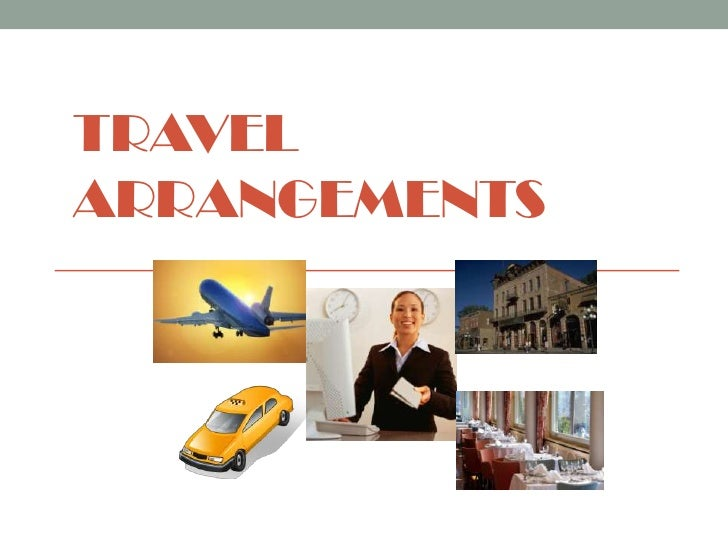 TRAVELARRANGEMENTS