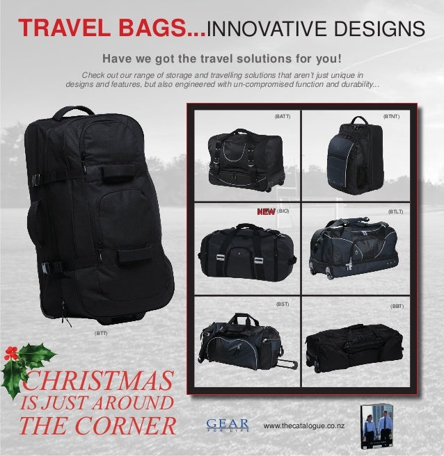 Travel Bags...inNOVATIve Designs Have we got the travel solutions for you! Check out our range of storage and travelling s...