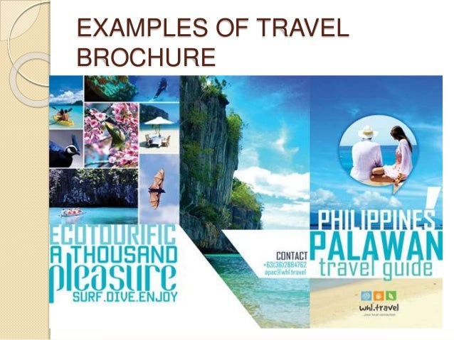 Cool Philippines Brochure Tourism - One and Only Anne