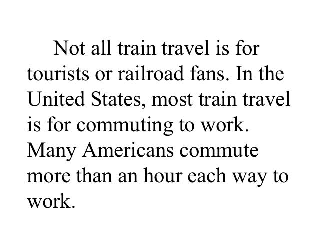 paragraph journey by train रेल-यात्रा पर अनुच्छेद | paragraph on train journey in hindi प्रस्तावना: मेरी पिछली यात्रा बड़ी आनन्ददायक थी । उसकी याद अभी तक मेरे दिमाग में तरोताजा है । एक विशेष कारण है.