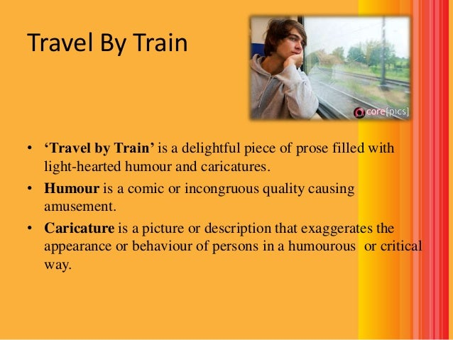 Buying an essay journey by train for class 5