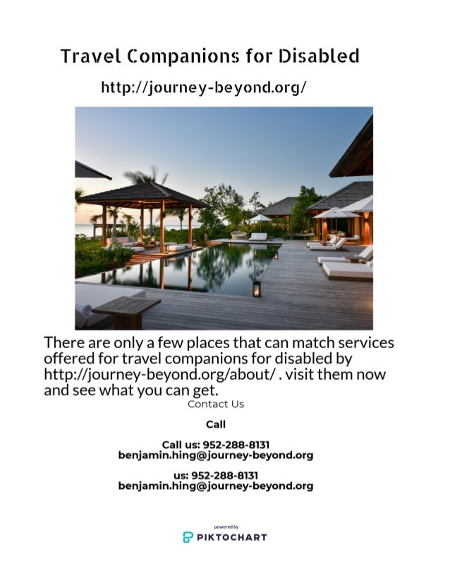 Travel Companions for Disabled - Journey-beyond.org