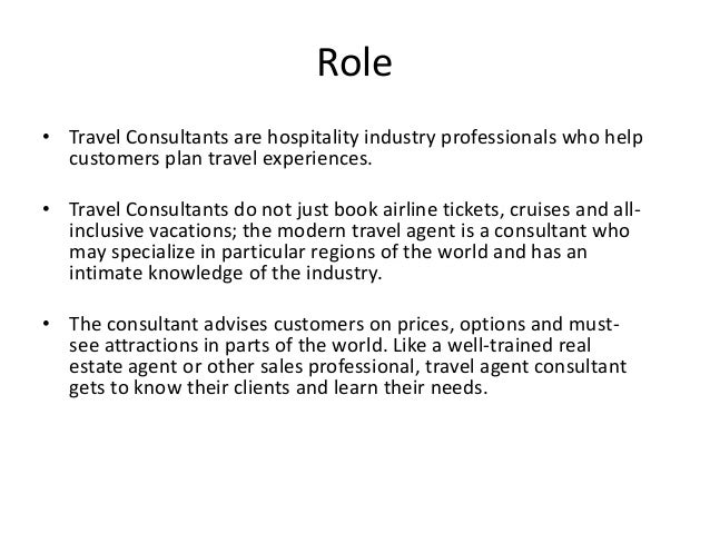 role of travel agency in tourism pdf