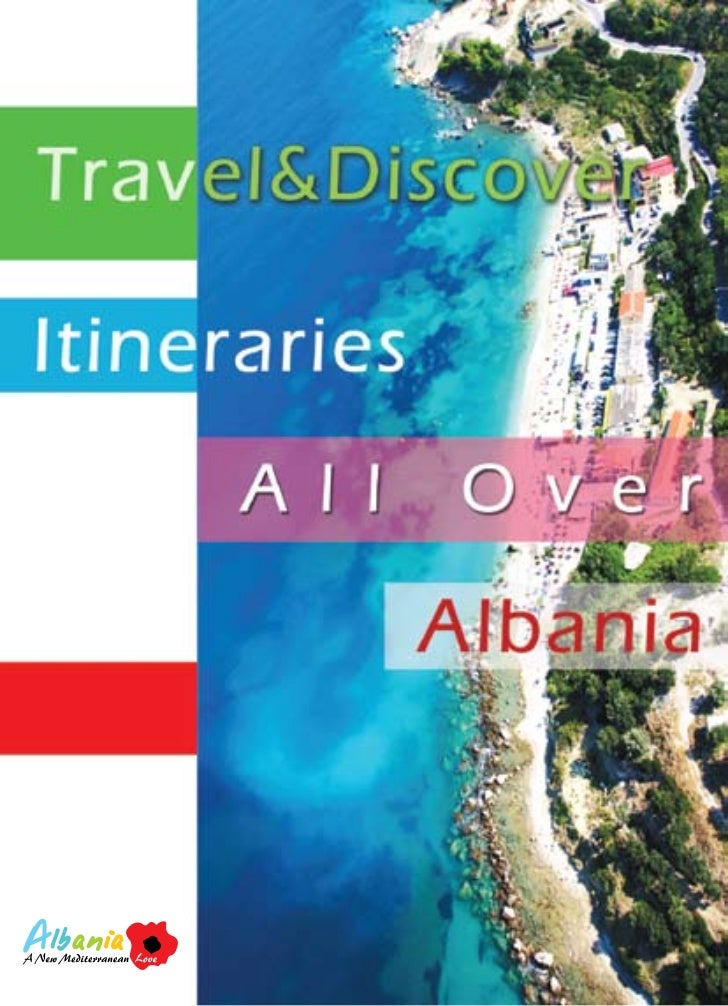 A walk along Albanian territory.     Running from north to south,     the visitor may experience     so many things inside...