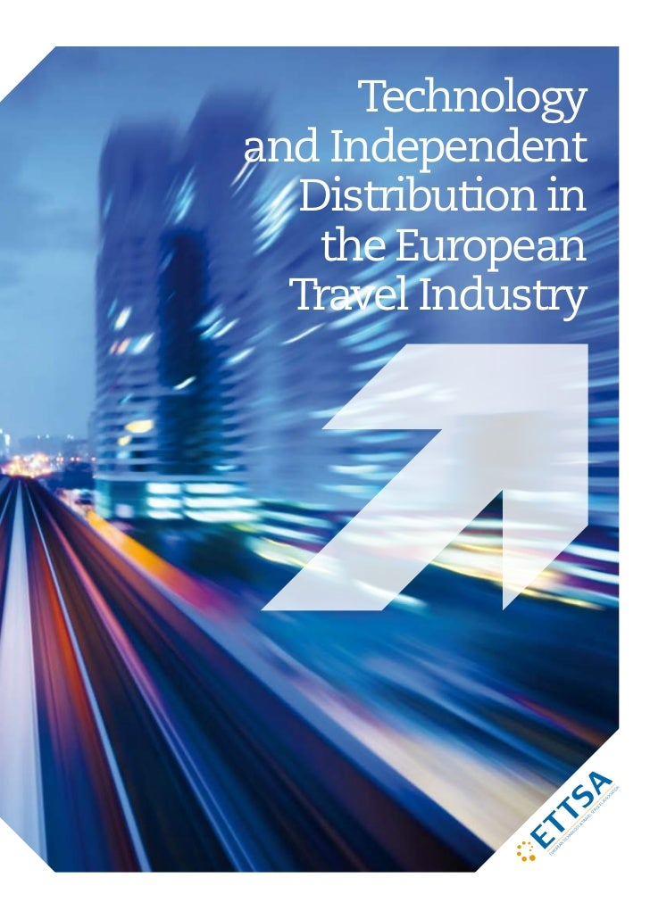 Technologyand Independent  Distribution in   the European  Travel Industry