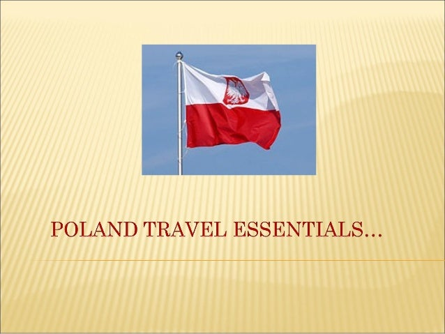 Poland, a beautiful country located in Central Europe, is a greatly underrated touristic destination. Poland is filled wit...