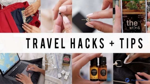 To make your traveling life easy and interesting at the same time, we are here with some quick and crisp travel hacks. Dig...