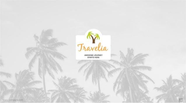 travelia template
